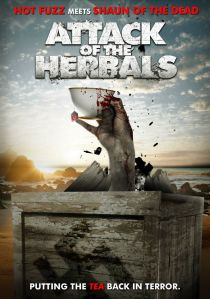 Attack of the Herbals DVD Cover